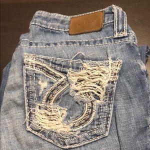 Big Star 25R Bootcut Jeans